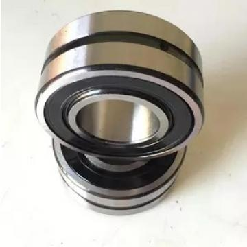 400 mm x 500 mm x 46 mm  FAG 61880-M  Single Row Ball Bearings