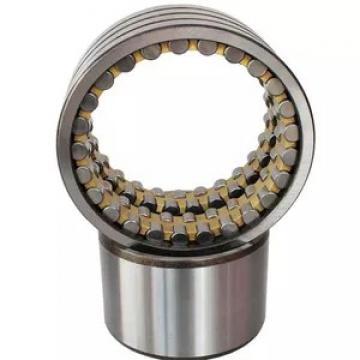 0.75 Inch | 19.05 Millimeter x 1.25 Inch | 31.75 Millimeter x 0.656 Inch | 16.662 Millimeter  EBC GEZ 012 ES  Spherical Plain Bearings - Radial