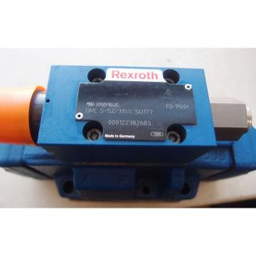 REXROTH 4WE 6 D6X/EG24N9K4 R900930035   Directional spool valves