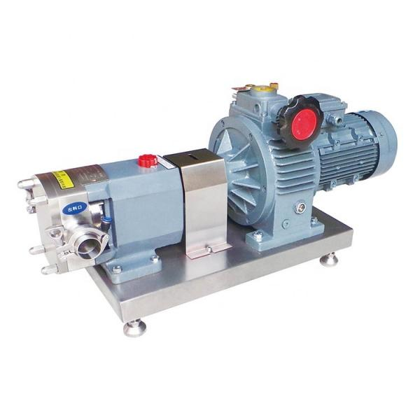 DAIKIN VZ50C22RJBX-10 VZ50 Series Piston Pump #1 image